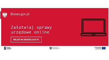 Serwis dla przedsiębiorców – Biznes.gov.pl