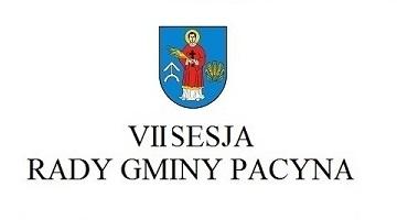 VII Sesja Rady Gmina Pacyna – transmisja na żywo
